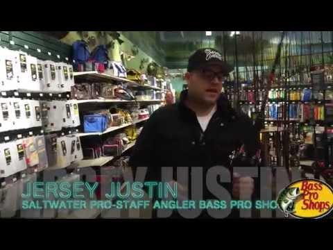 Bass Pro Shops Atlantic City: Offshore Angler Seafire Combo