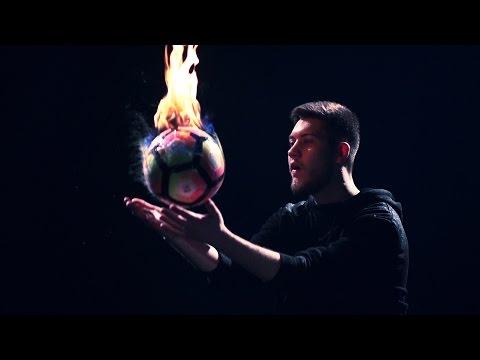 ИГРАЕМ С ОГНЕМ / AMAZING FIRE BALL CHALLENGE