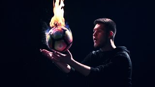 ИГРАЕМ С ОГНЕМ / AMAZING FIRE BALL CHALLENGE