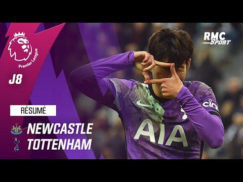 Résumé : Newcastle 2-3 Tottenham - Premier League (J8)