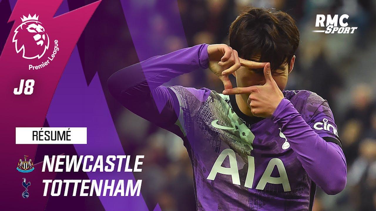 Download Résumé : Newcastle 2-3 Tottenham - Premier League (J8)