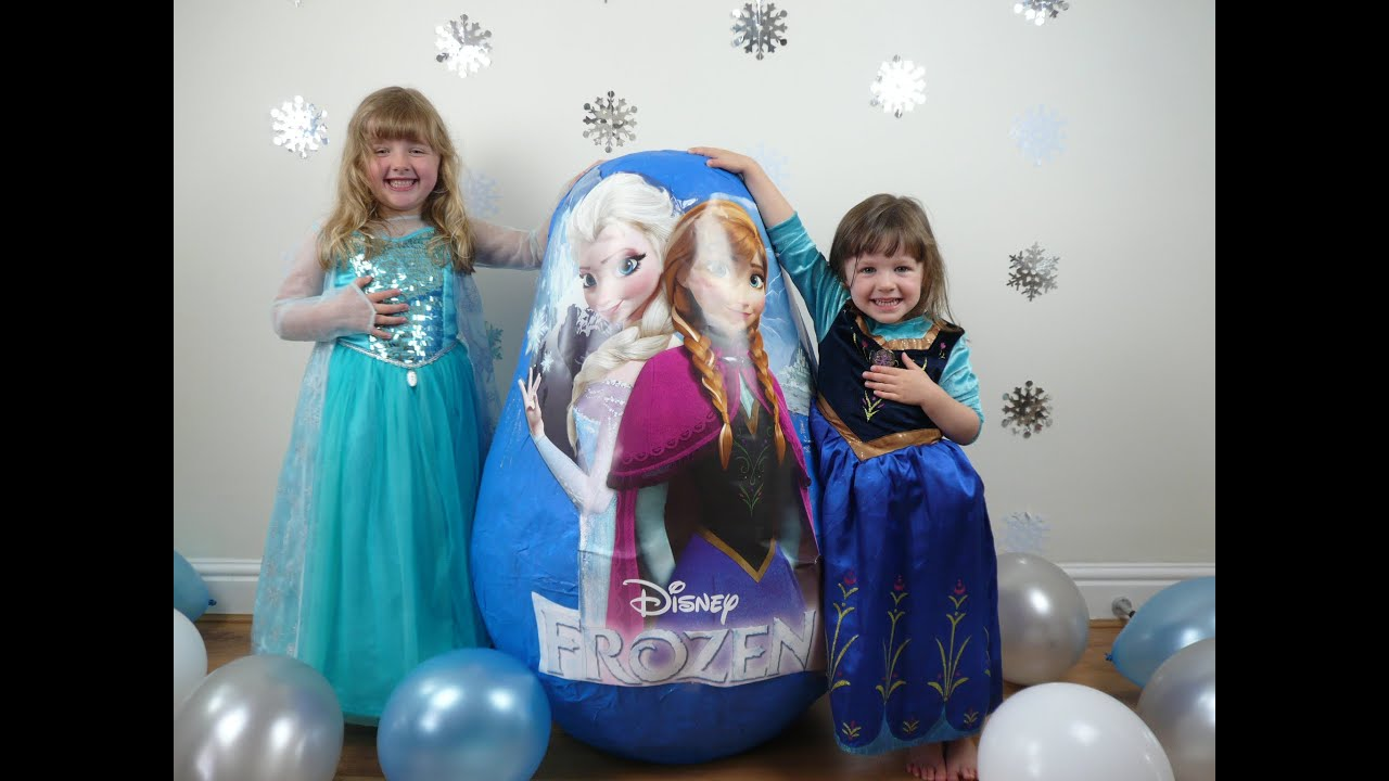 DISNEY FROZEN Videos SUPER GIANT