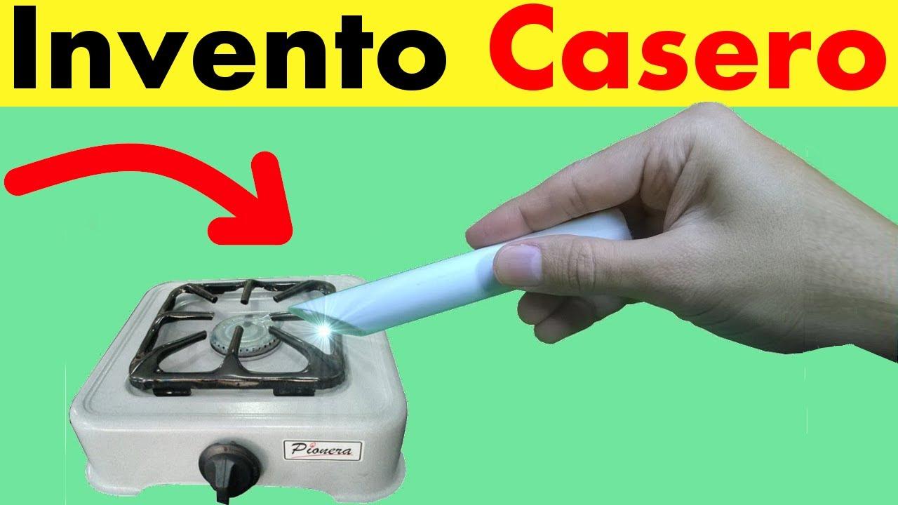 Como Hacer Un Encendedor Electrico Casero Para La Cocina Youtube