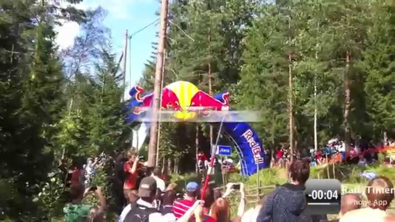 "rally finland 2012 - ouninpohja ""yellow house jump"" - youtube"
