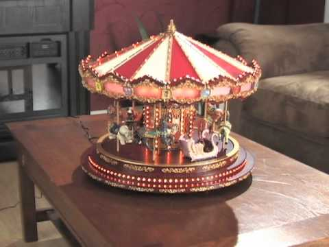 Gold Label Royal Anniversary Musical Carousel