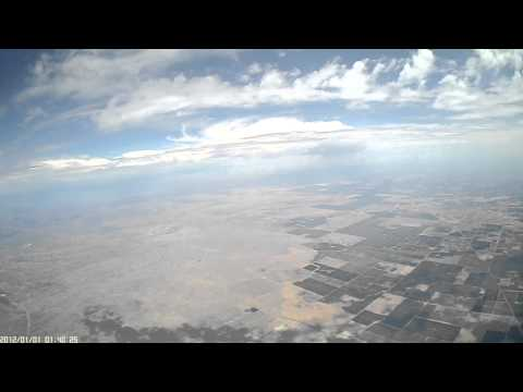 Stanford SSI High Altitude Balloon Launch 7/19/2014 Part 3