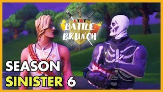 Fortnite - Season Sinister 6   Battle Brunch