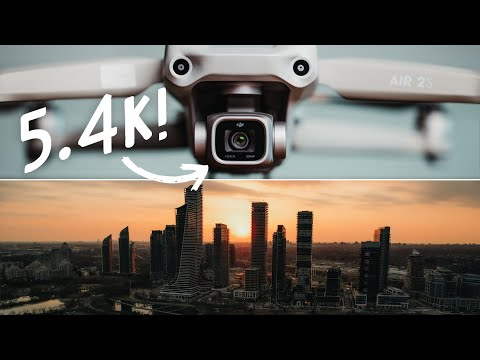 DJI AIR 2S - HOW MANY DRONES DO WE NEED?! Best one yet?