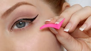 Winged Eyeliner Stamp | Does It Work? | REAL Test