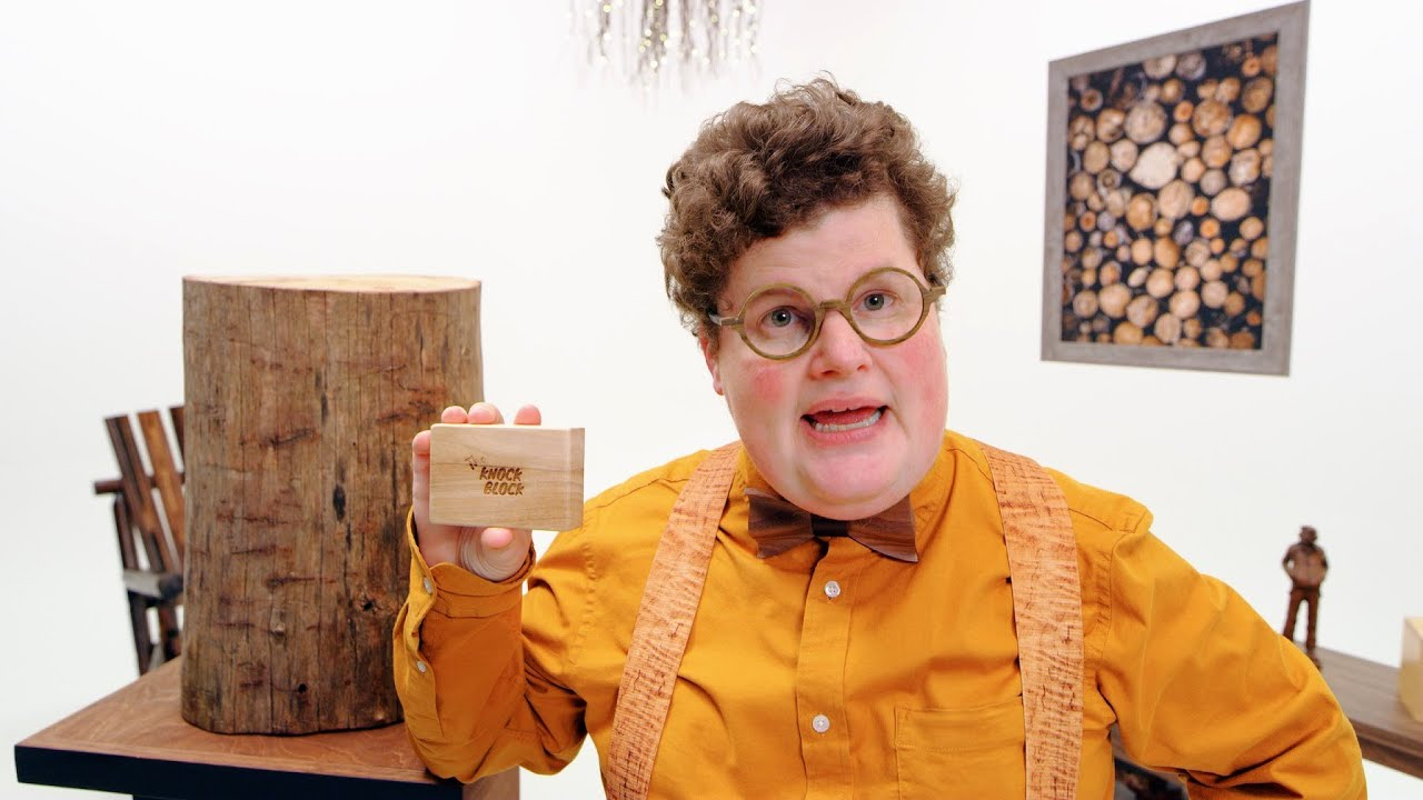 How to Get Lucky - #TheKnockBlock with Jesse Heiman