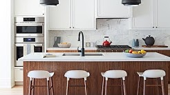 Interior Design — Modern + Vintage Kitchen Design