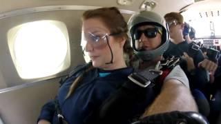 Emily - Jumps at Skydive Panama City