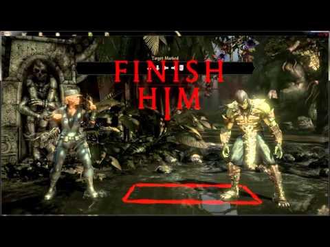 Como desbloquear todos los fatality en Mortal Kombat X (PS4/XBOX ONE/PC)