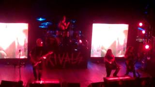 I.O.U.  NOTHING, COAL CHAMBER @THE OPERA HOUSE, TORONTO 2015