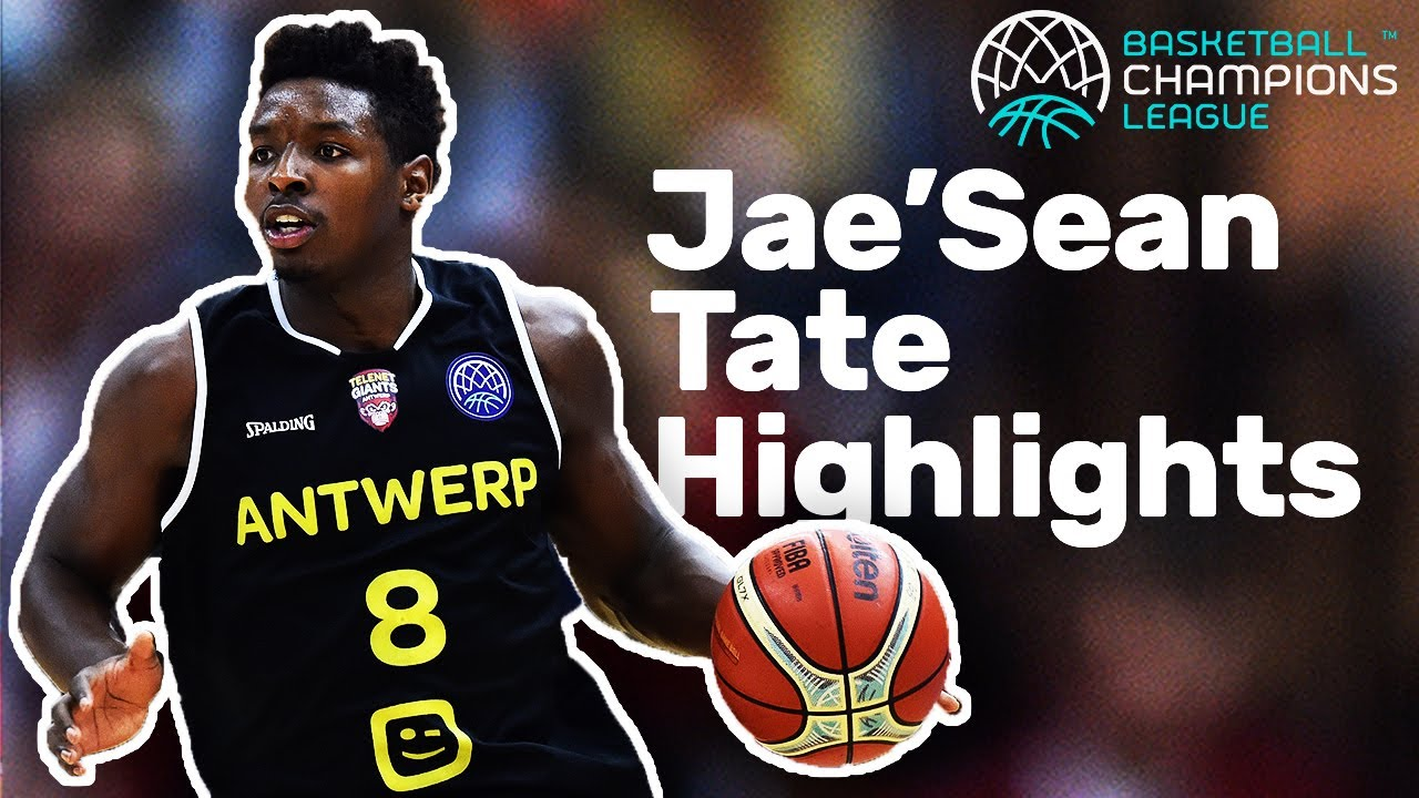 Jae'Sean Tate signs with HOUSTON ROCKETS | Highlights