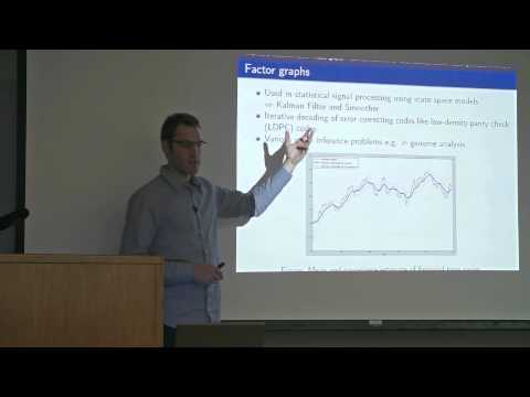 [Коллоквиум]: Probabilistic graphical models: Factor graphs and more