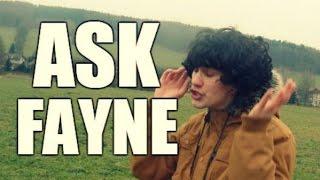 ASK FAYNE# 3! Posiluješ?