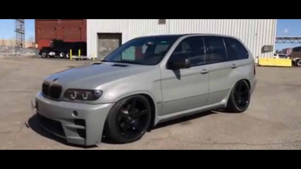 BMW X5 E53 LOW STANCE | CINEMATIC EDIT/MOVIE