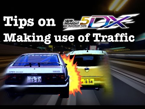 WMMT | Hints and Tips | Making Use of Traffic