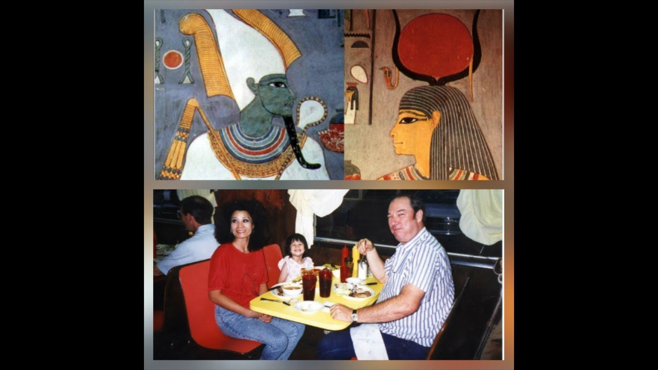 Osiris & Isis - William Cooper (02.17.1993) Part 2
