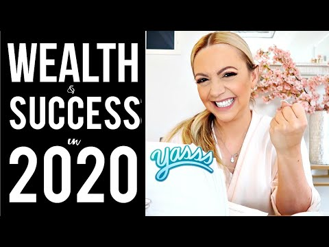 5 Steps to CRUSH Your GOALS in 2020 | Goal-Set With Me ��