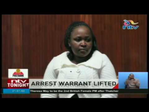 High Court lifted warrant of arrest issued against Kabura