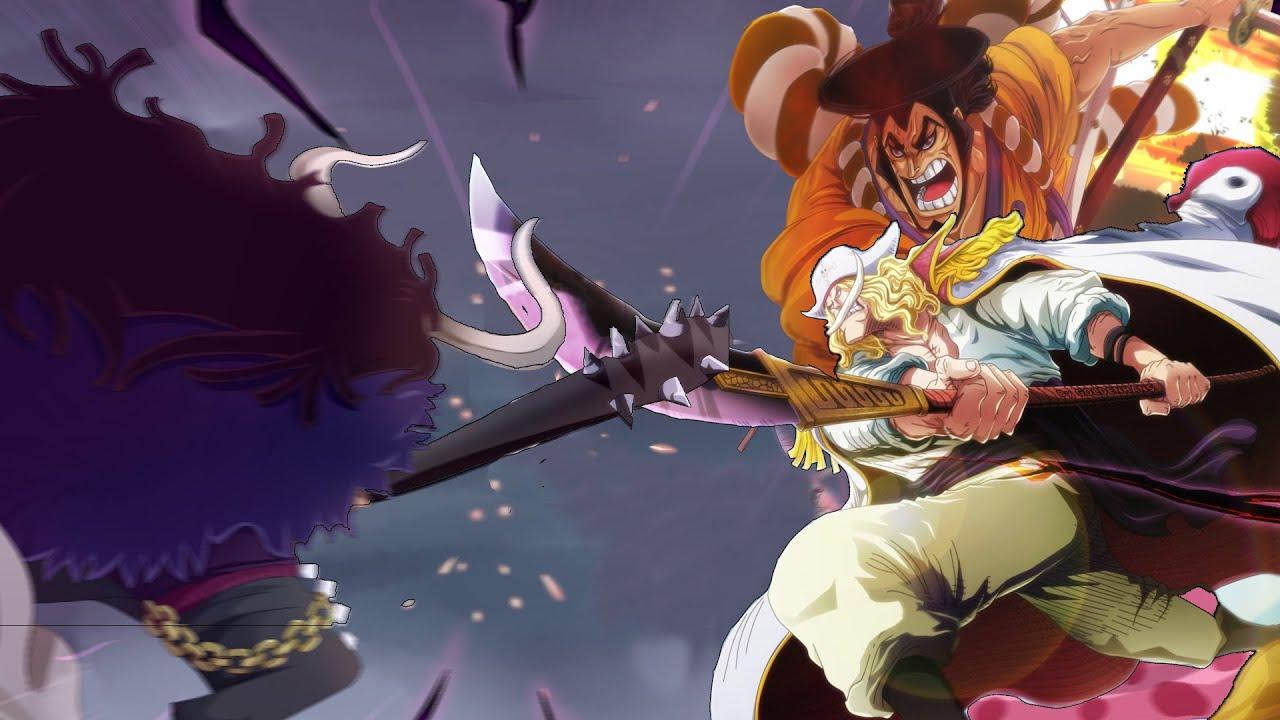 Lý Do Râu Trắng Không Giúp Oden Đánh Bại Kaido? I Phân Tích One Piece