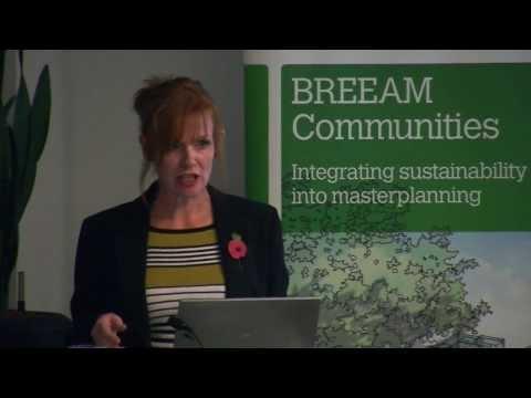 BREEAM communities event summary