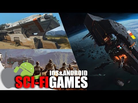 10 Sci-Fi Games Android & IOS 2018