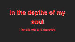 Cybersix Opening (Deep In My Heart) Lyrics REDONE