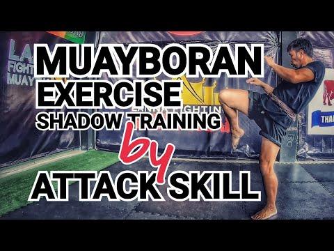 Muayboran exercise and