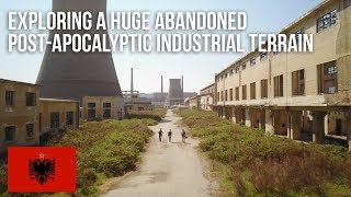 Huge abandoned Power Station explored while being demolished *CAUGHT*