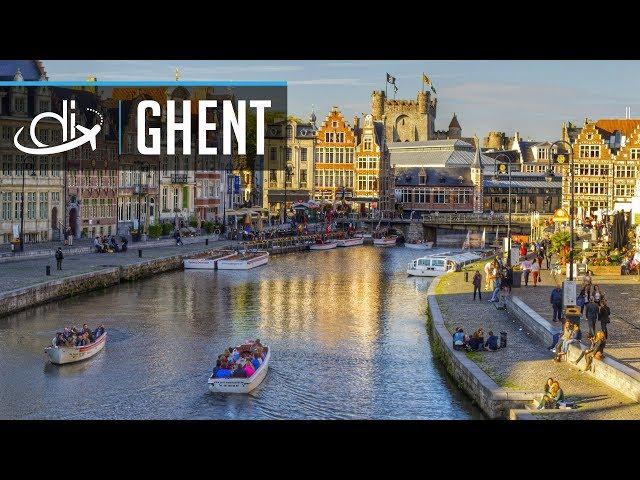 GHENT (Bélgica) ~ DI Travel Drops ~ Destinos Imperdíveis