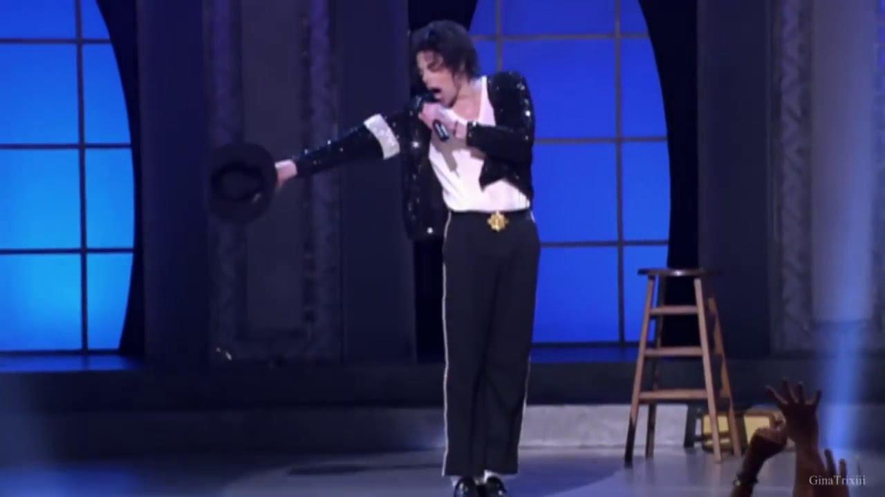 Download Michael Jackson - Billie Jean (Live 2001 HD)