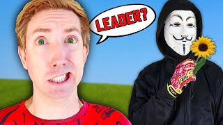 I HELP LEADER vs CLOAKER! Melvin Finds Ways to Escape Hackers via a Parkour Hide and Seek Battle!