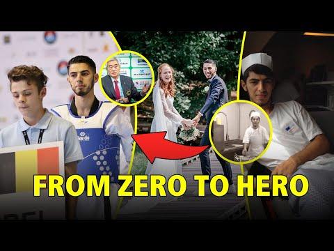 HALL OF FAME Never Back Down - Taekwondo Motivation Video HD