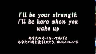 Sweetbox  Everything's Gonna Be Alright   字幕ver+英語・日本語