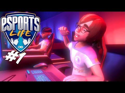 JEG SKAL VÆRE STJERNE! - Esports Life Dansk Ep 1