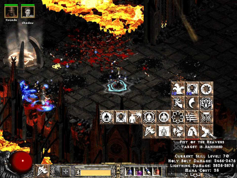 how to play assassin diablo 2
