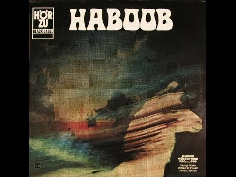 Haboob - Haboob (1971) (Full Album) [Krautrock]