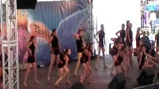 New Mexico Stars Dance Center 2010 State Fair Performance