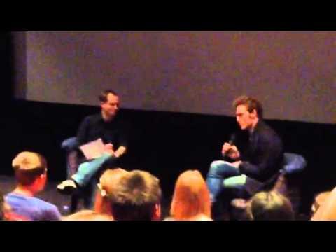Sam Claflin - London Catching Fire Private Screening - YouTube