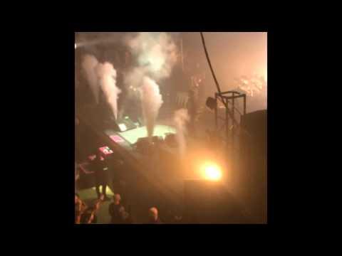 Marilyn Manson @ Municipal Auditorium - Shreveport. Louisiana