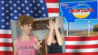 WTF happened to us in MONTANA USA?! STORYTIME
