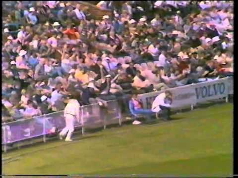 Cricket : England v India 1986 - Texaco Trophy game 2/2 highlights