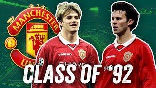Die tödlichen Red Devils: Manchester United 98/99 mit Beckham, Ryan Giggs und Alex Ferguson!