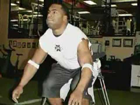 Jamal Lewis Training for 2000 Yard Season