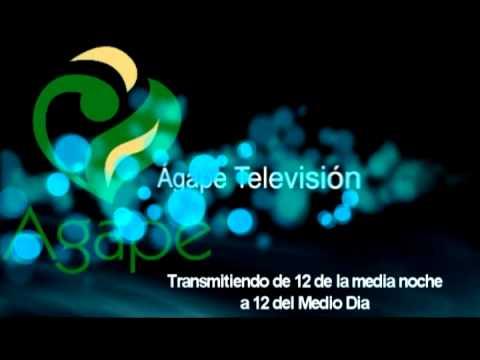 Promocional Agape Television Canal 18 Delicias