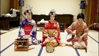 日本藝妓 即「表演藝術家」(performing Artist )