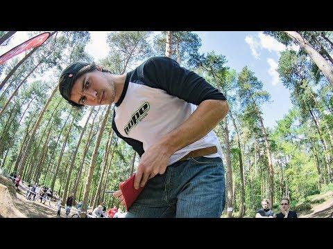 Olfi Camera - Dirt Jumps with Tom Reynolds